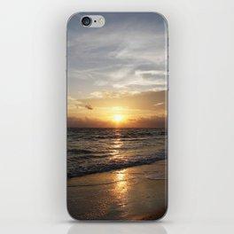 Bonita Beach Sunset iPhone Skin