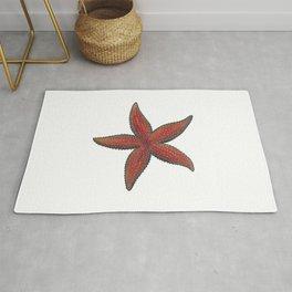Seastar Illustration Rugs | Society6