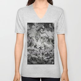 The absent fox Unisex V-Neck
