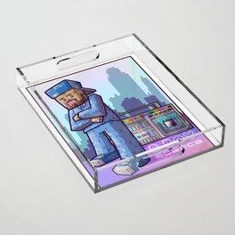 BBoy Stance Acrylic Tray