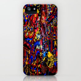 This is alive/Esta vivo iPhone Case