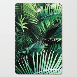 Winter Palms Cutting Board