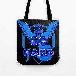I Go Hard - Mystic Tote Bag