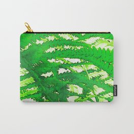 249 - Ferns Carry-All Pouch