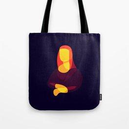 Mona L Tote Bag