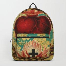 Sacred Heart LOVE Backpack