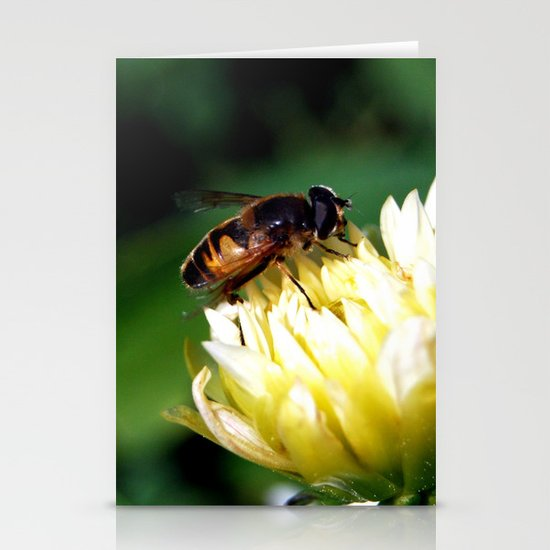 The Bee Stationery Cards