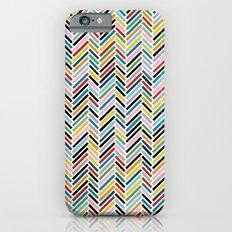 Herringbone Colour #2 iPhone 6s Slim Case