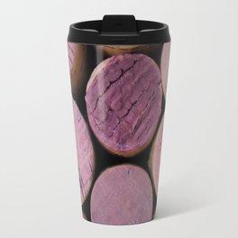 Red Wine Corks 4 Travel Mug
