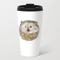 Little Hedgehog Metal Travel Mug