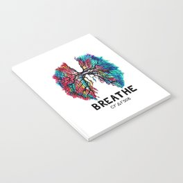 Breathe Notebook