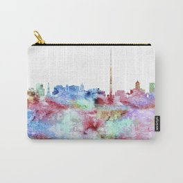 Dublin Skyline Ireland Carry-All Pouch