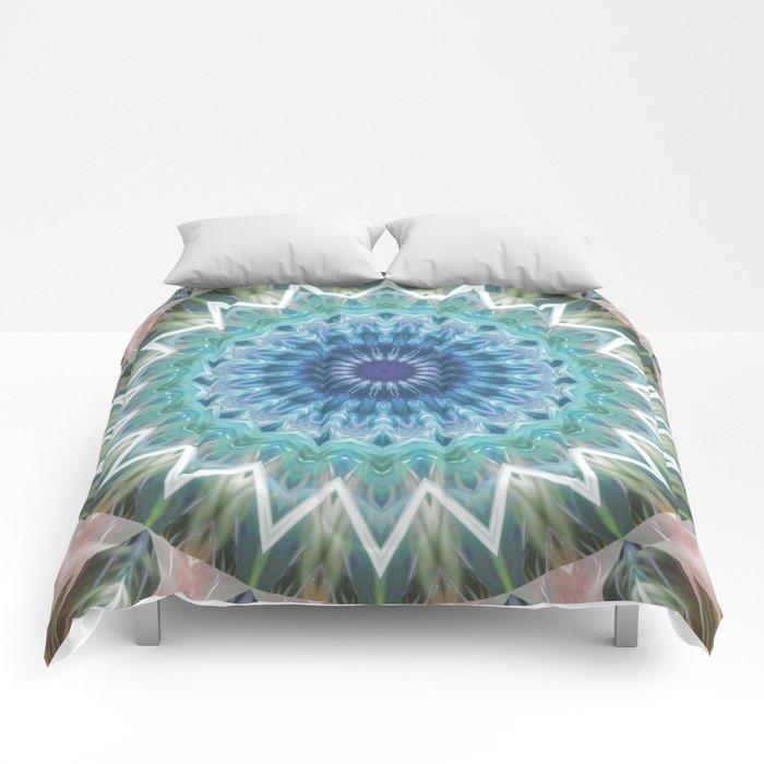 Mandala Turmalin  Comforters