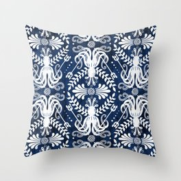 Mythos Throw Pillow