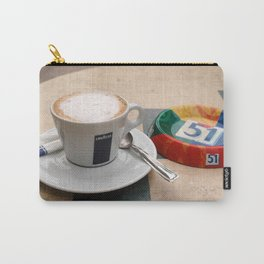 Cafe and Ashtray Paris Carry-All Pouch