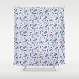 Estes Park Shower Curtain