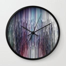 Planet Pixel Alice Wall Clock