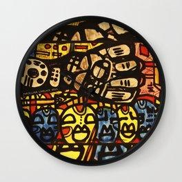 2013 Burkina Faso X Mossi Kingdoms  Wall Clock