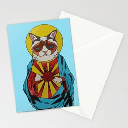 Holy Cat Stationery Cards
