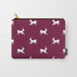 Halla Pattern Carry-All Pouch