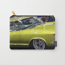 Lime Green Merc 1963 Carry-All Pouch