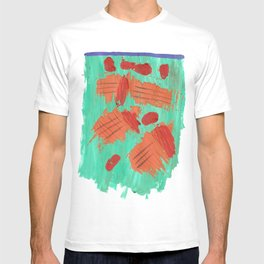 Traces on a grass... T-shirt