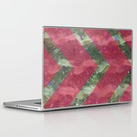 gustav klimt Laptop & iPad Skins featuring klimt by littlehomesteadco