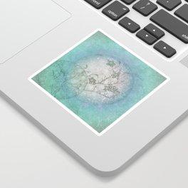 Serenity Blue Sticker