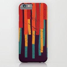 Squared Stripes iPhone 6s Slim Case