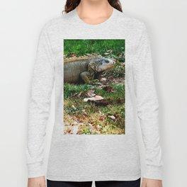 Gallina de palo 2 @ Rincon Long Sleeve T-shirt