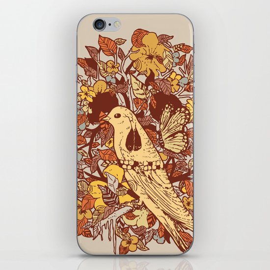 Strange and Beautiful iPhone & iPod Skin
