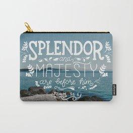 Splendor & Majesty Carry-All Pouch