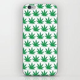 Keep Calm and Smoke Weed iPhone Skin