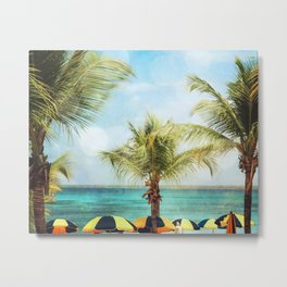 Isla Catalina Metal Print