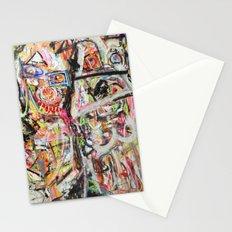 Les Demoiselles d'Bushwick Stationery Cards