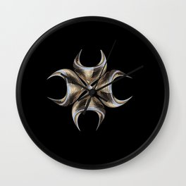 The Rood Wall Clock