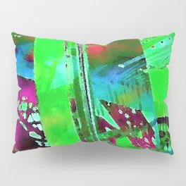 The Lady in the Window Pillow Sham