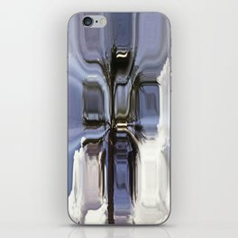 Abstract tree iPhone Skin