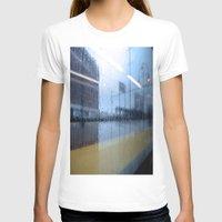 philadelphia T-shirts featuring Philadelphia Rain by Ashlee Sekulich