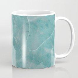 Ice Green Marble Coffee Mug