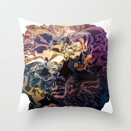 Life On Other Planets [Version 06] Throw Pillow