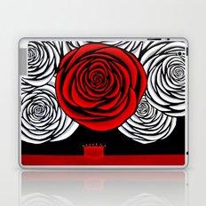 Heather's Rose Laptop & iPad Skin