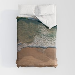 Sea beach  Comforters