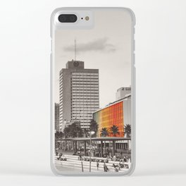 TLV Clear iPhone Case