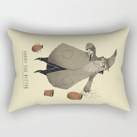 the potter. Rectangular Pillow