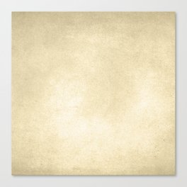 Simply Antique Linen Paper Canvas Print