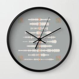 22, A Million (22) Wall Clock