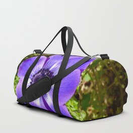 Purple Delight Duffle Bag