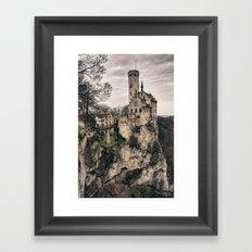 Fairytale Home Framed Art Print