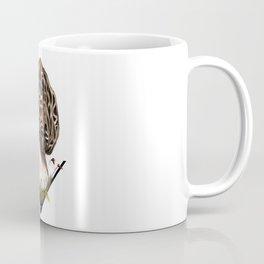 Morchella esculenta - the common morel Coffee Mug